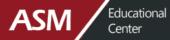 ASM Educational Center Logo